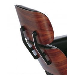 Set rugbeugels Eames lounge chair