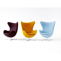Swan chair - Egg chair